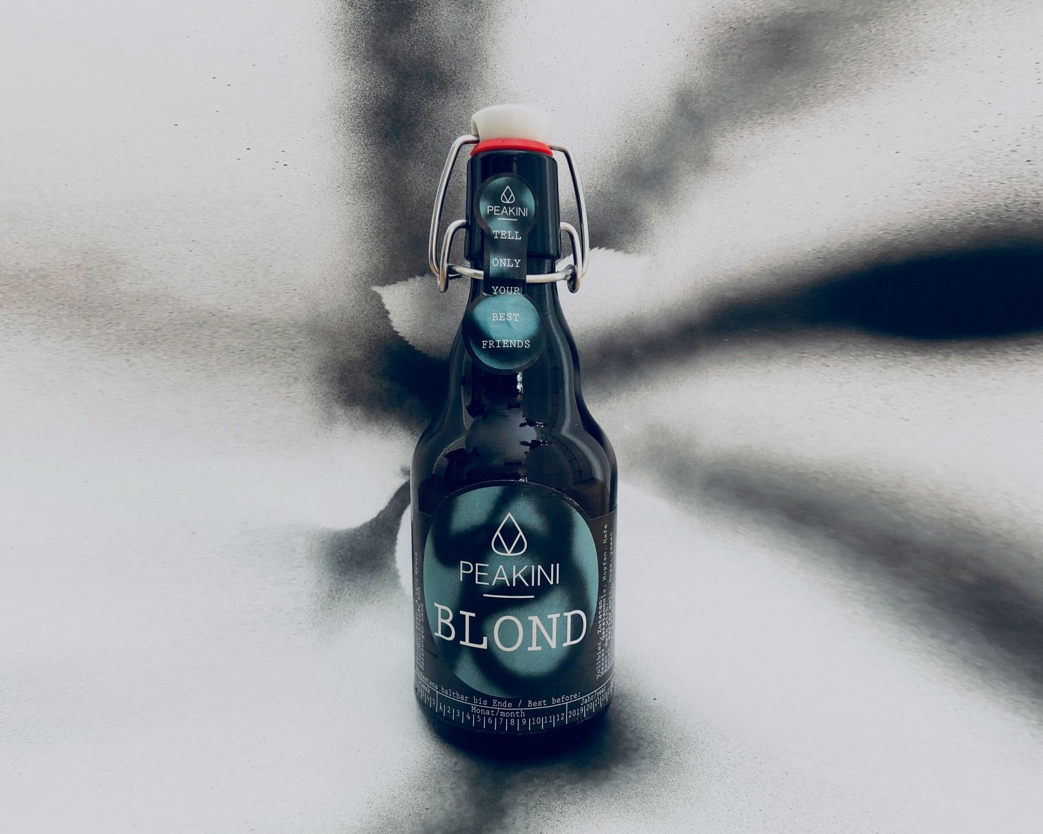 Peakini Blond Bier