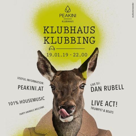 Klubhaus Klubbing 2019