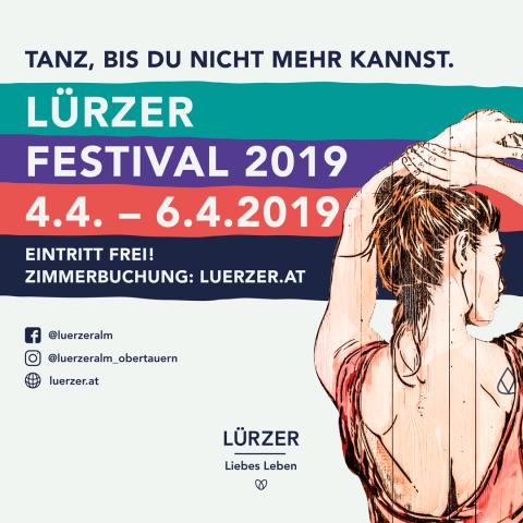 Lürzer Festival 2019