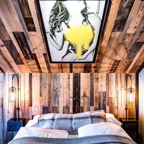 Zimmer Klubraum XL Peakini Klubhaus Hotel Lürzer Obertauern