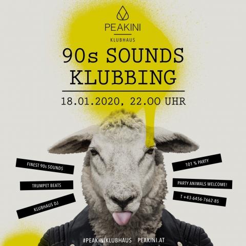 Klubhaus 90s Klubbing 2020