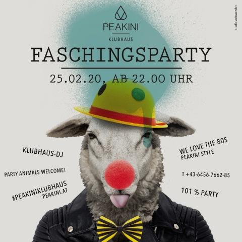 Faschings Klubbing 2020