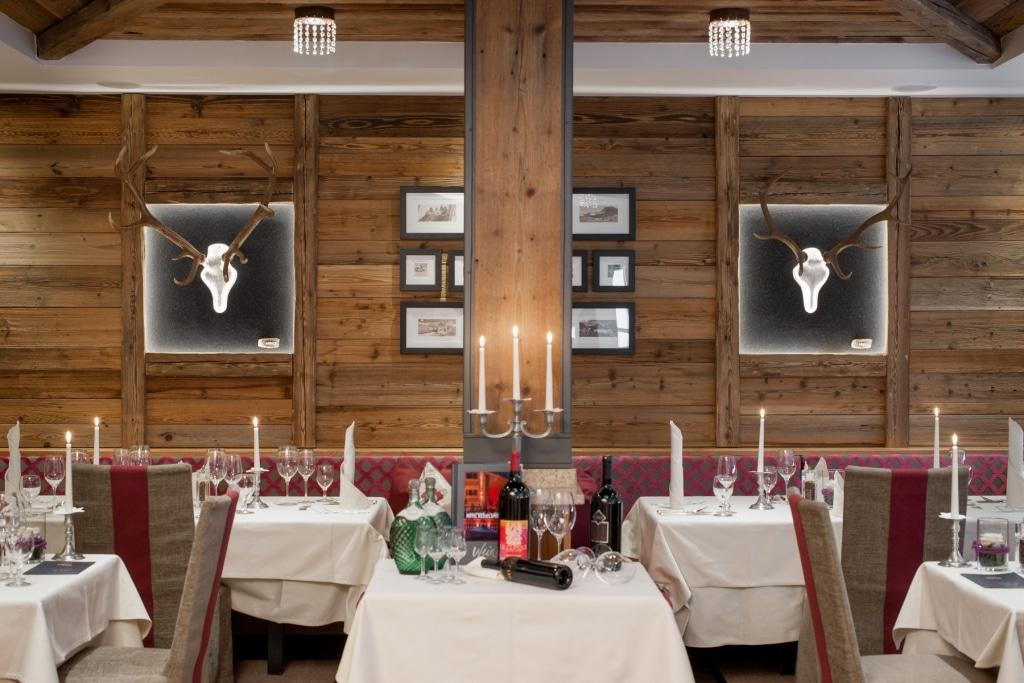 Restaurant Hotel Kesselspitze