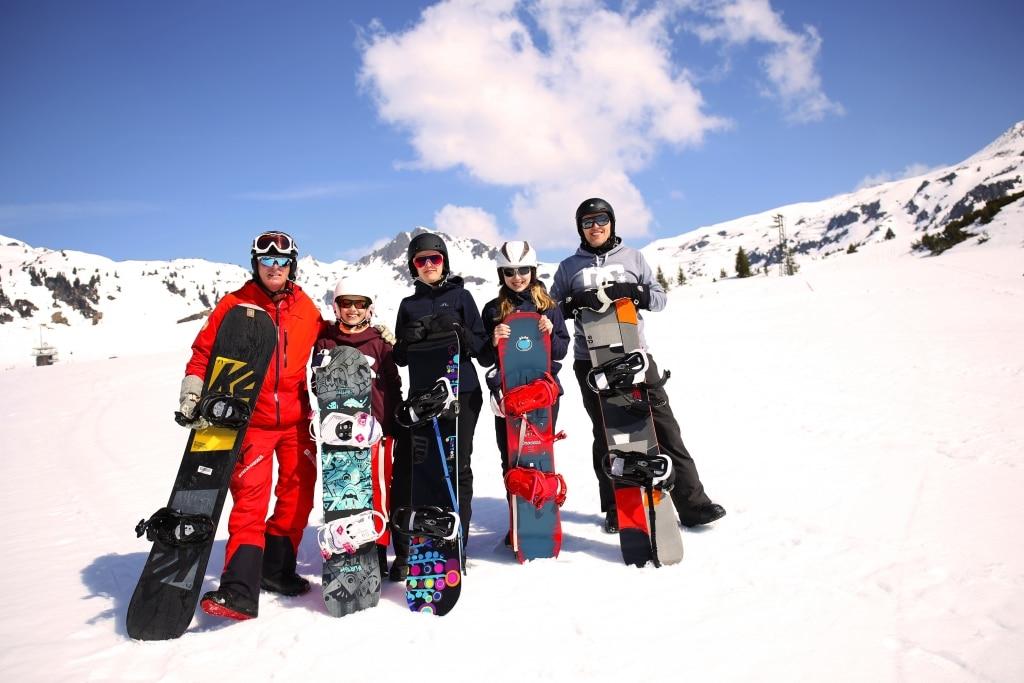 Skischule Obertauern Frau Holle - Lürzer Obertauern