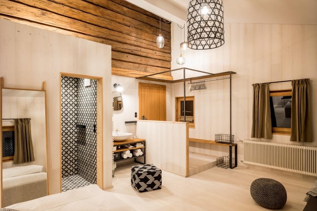 Peakini Farmhaus Lürzer Untertauern Zimmer